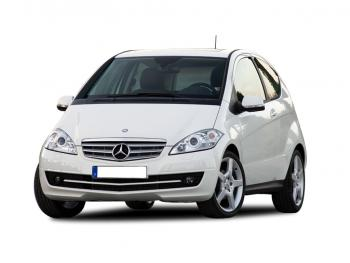 Mercedes A160 diesel (Auto)